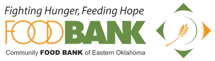 Community Food Bank of Eastern Oklahoma Logo