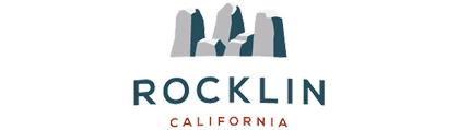 Rocklin Cares - City of Rocklin Logo