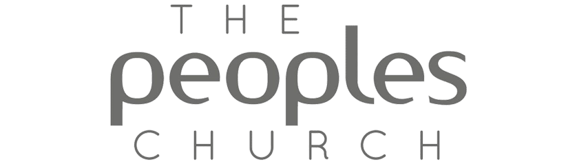 The Peoples Church Logo
