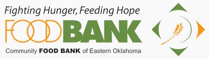 Community Food Bank of Eastern Oklahoma Logo
